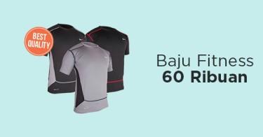 Baju Fitness 60 Ribuan
