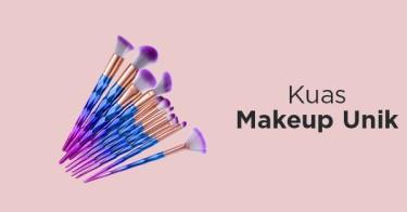 Kuas Makeup Unik