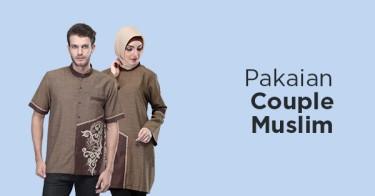 Jual Baju Couple Muslim - Model Terbaru Lebaran 2018   Harga Terbaik ... fc7bfb0cca
