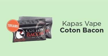 Kapas Vape Cotton Bacon
