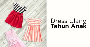 Dress Ulang Tahun Anak