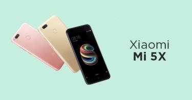 Xiaomi Mi 5X Ogan Komering Ulu Timur