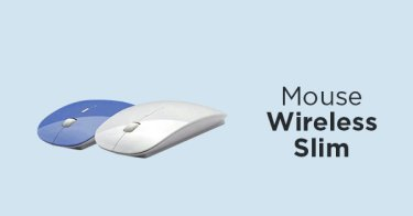 Mouse Wireless Slim
