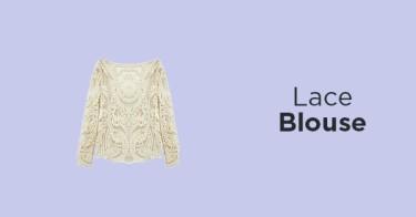 Lace Blouse Bogor
