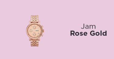 Jam Rose Gold Tasikmalaya