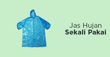 Jas Hujan Sekali Pakai Kabupaten Bogor