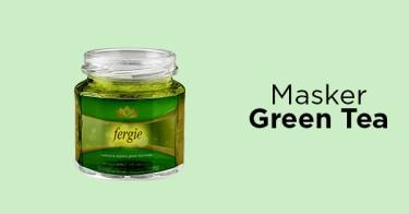 Masker Green Tea
