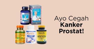 Suplemen Kanker Prostat
