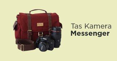 Tas Kamera Messenger