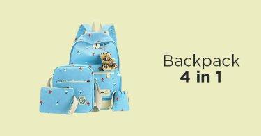 Backpack 4 in 1 Bandung