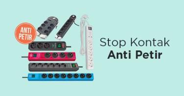 Stop Kontak Anti Petir