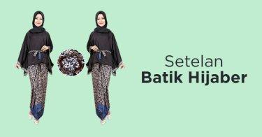 Setelan Batik Bogor
