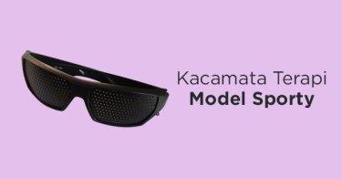 Jual Kacamata Pinhole Sporty dengan Harga Terbaik dan Terlengkap