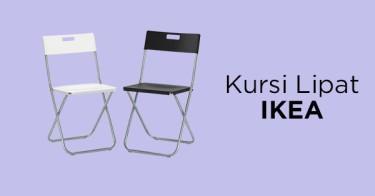 Kursi Lipat IKEA Gunde DKI Jakarta