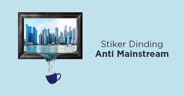 Stiker Dinding Interior DIY