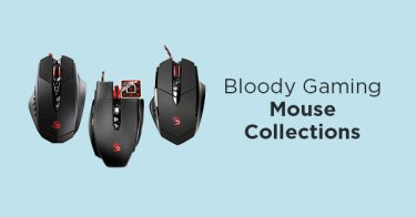 Bloody Gaming Mouse Collections