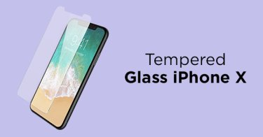 Tempered Glass iPhone X Depok