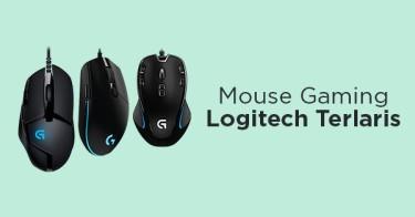 Mouse Gaming Logitech Lampung