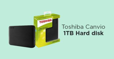 Toshiba Canvio 1TB Yogyakarta