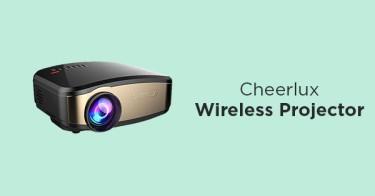 Cheerlux Wireless Projector