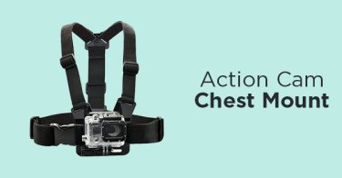 Action Cam Chest Mount