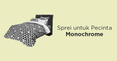 Sprei Monochrome