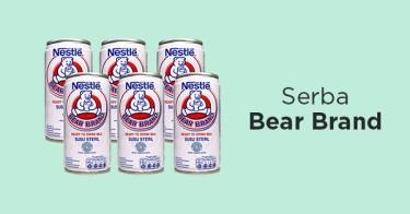 Jual Bear Brand dengan Harga Terbaik dan Terlengkap