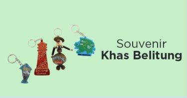 Souvenir Khas Belitung