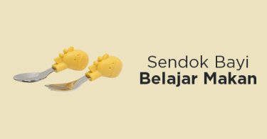 Sendok Makan Bayi DKI Jakarta