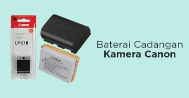 Baterai Kamera Canon Bandung