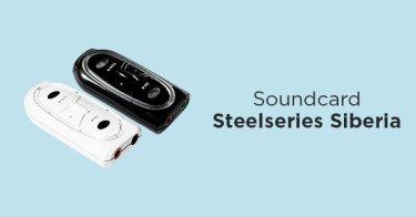 Soundcard Steelseries Siberia