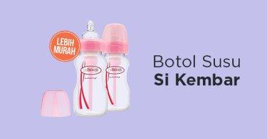 Botol Susu Twin Depok