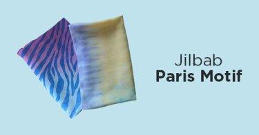 Jilbab Paris Motif
