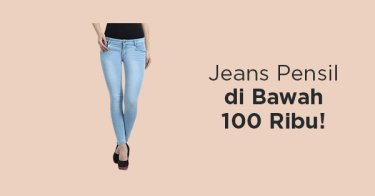 Jeans Pensil