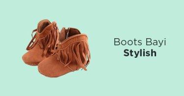 Boots Bayi Sumatera Selatan