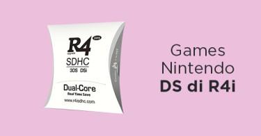Memory R4i Nintendo DS