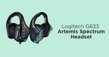 Logitech G633 Headset Kabupaten Bekasi