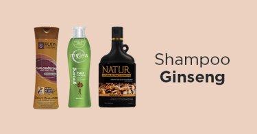 Shampoo Ginseng Sumatera Selatan