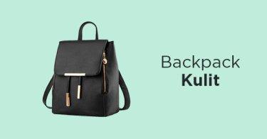 Backpack Kulit Ogan Ilir
