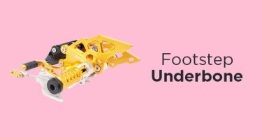 Foot Step Racing Underbone