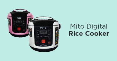 Mito Digital Rice Cooker