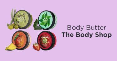 Body Butter The Body Shop Kabupaten Bogor