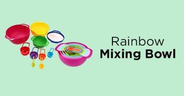 Rainbow Mixing Bowl