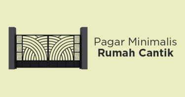 Jual Pagar Minimalis 300 Model Terbaru Harga Pagar Minimalis