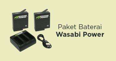 Paket Baterai Wasabi Power