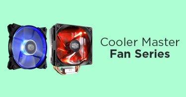 Jual Cooler Master Fan Series dengan Harga Terbaik dan Terlengkap