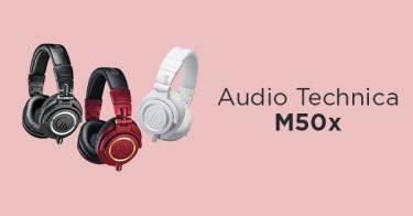 Headphone Audio Technica M50X