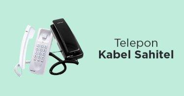 Telepon Kabel Sahitel