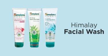 Himalaya Facial Wash Palembang