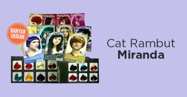 Cat Rambut Miranda Kabupaten Cirebon